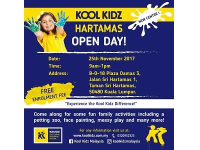 KoolKidz Hartamas Open Day