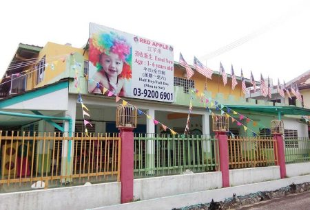 Red Apple Kindercare, Pandan Jaya