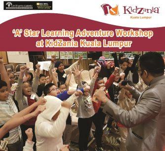 Kidzania A' Star Learning Adventure Workshop