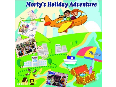 Mortimer English Club Morty's Holiday Adventure