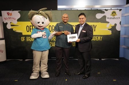 Brainy Bunch Officially Open Its Preschool Teacher Academy Establishment in Kidzania Kuala Lumpur