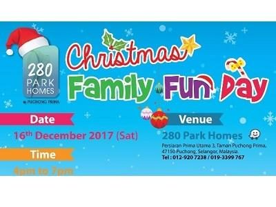 280 Park Homes Christmas Family Fun Day