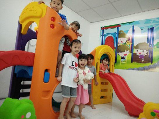 MRC KIDS & JSP BERCHAM SINAR (Pusat Perkembangan Minda Ilmu Fantasi)