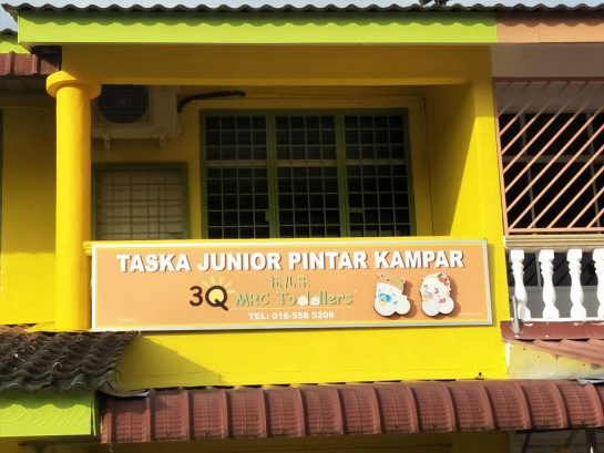 3Q MRC Toddlers Kampar (Taska Junior Pintar)