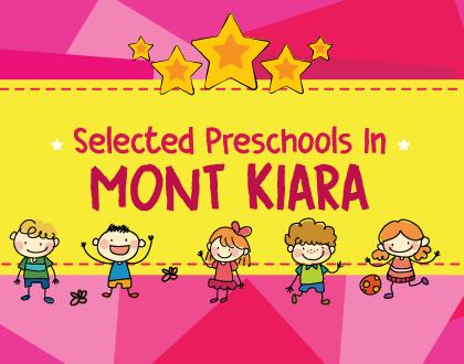 7 Selected Preschools in Mont Kiara