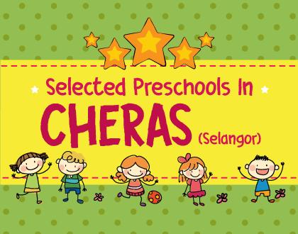 selected preschools cheras
