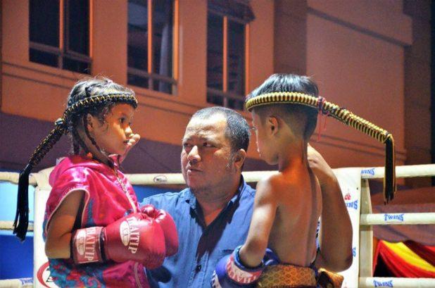 Kids Muay Thai & Selfdefense Workshop