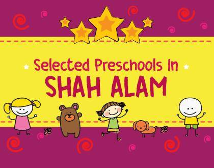 selected preschool shah alam
