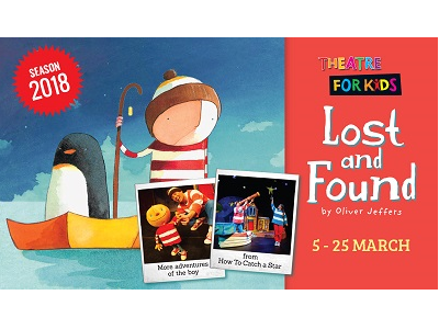"""Direct from UK: """"Lost and Found"""" at PJ Live Arts!"""