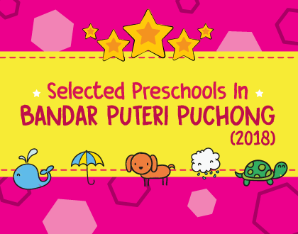 selected preschool puchong