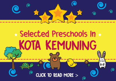 Selected Preschools in Kota Kemuning