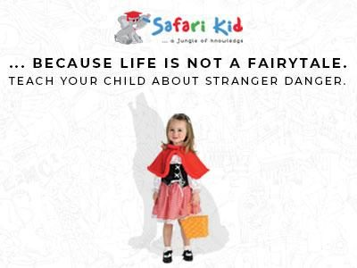 Safari Kid's Parent Talk 2018: Stranger Danger