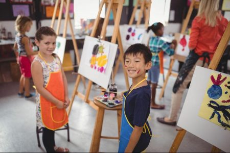 Art Jamming for Parents and Kids