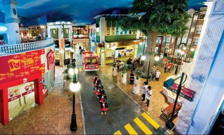 KidZania Kuala Lumpur (Kid Role-Play Learning Indoor Theme Park)-Family Visit