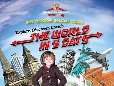 Explore, Discover & Enrich THE WORLD in 5 Days, The Junior Academy @ Solaris Mont Kiara