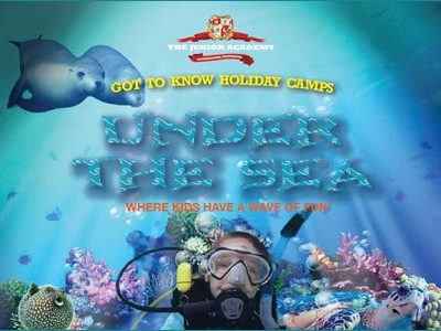 Under The Sea (Holiday Camp), The Junior Academy @ Solaris Mont Kiara
