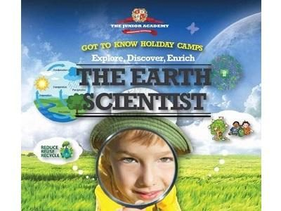 The Earth Scientist (Holiday Camp), The Junior Academy @ Solaris Mont Kiara