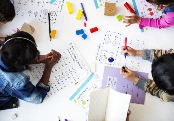 Teaching Maths At An Early Age
