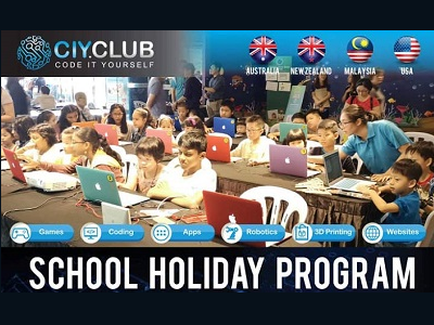 CIY.Club School Holiday Program