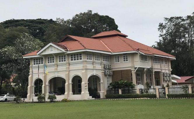 Universal Hua Xia International School (Primary & Secondary School), Georgetown, Penang