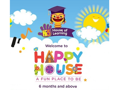 Hi-5 House of Learning Happy House