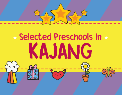 selected preschools in kajang