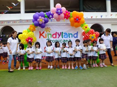 Kindyland Tropicana, Tropicana Golf & Country Resort