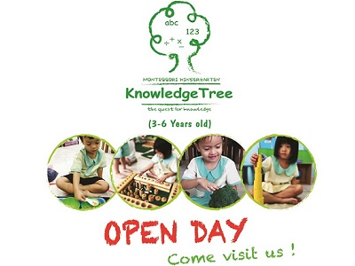 Knowledge Tree Setia Alam Open Day