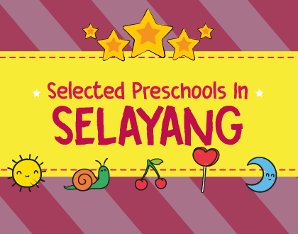 selected preschools in selayang