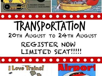 3Q MRC Selayang Jaya Holiday Camp - Transportation