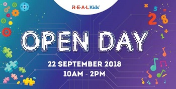 Open Day REAL Kids