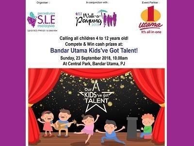 Bandar Utama Kids've Got Talent!
