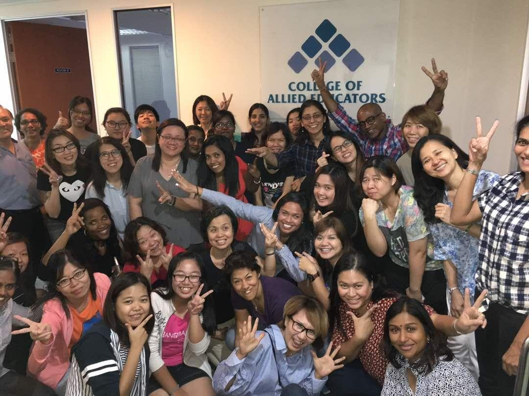 Special Needs Education Courses, CAE Malaysia