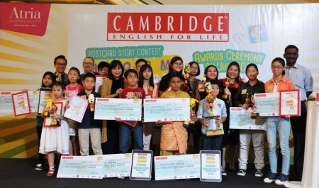 Cambridge English For Life (CEFL), Merchant Square (Petaling Jaya)