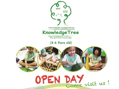 Knowledge Tree Setia Alam Open Day