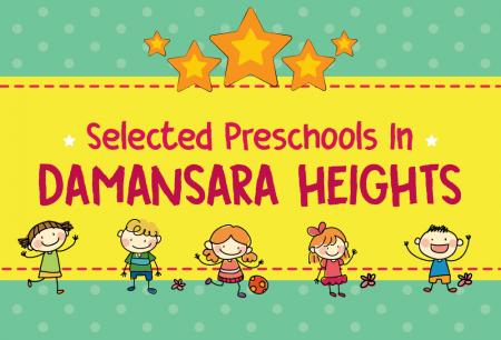 selected preschools in damansara heights
