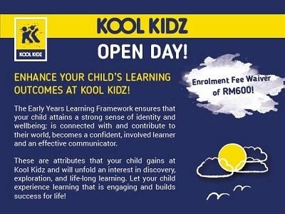 Kool Kidz Open Day