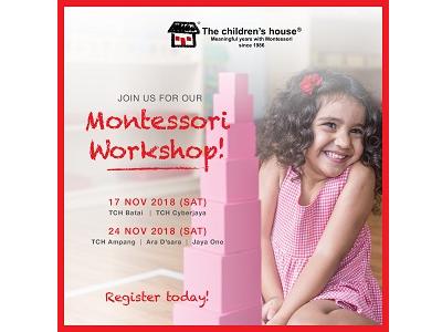 The children's house Montessori Workshop
