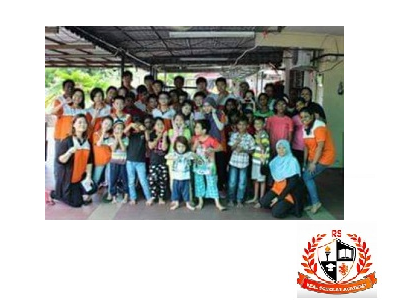 Real Scholar Academy Engagement & Responsibility Through Charity