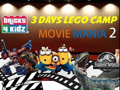 My Bricks4Kidz Movie Mania 2 Holiday Camp