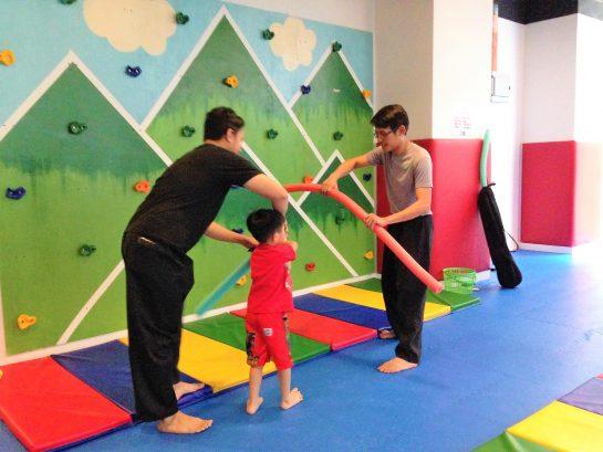We Rock The Spectrum Kid's Gym, Ara Damansara, Petaling Jaya