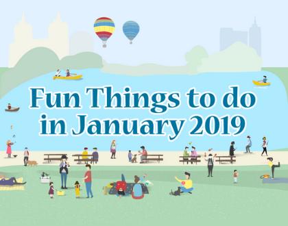 January Activities