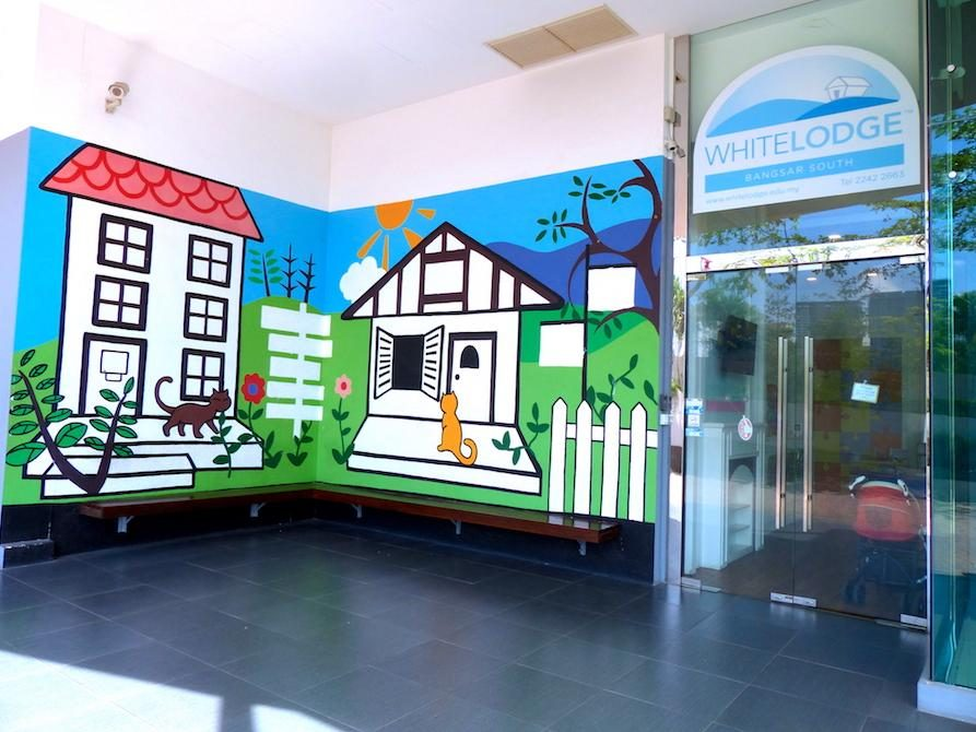 White Lodge Child Care Center, Bangsar South