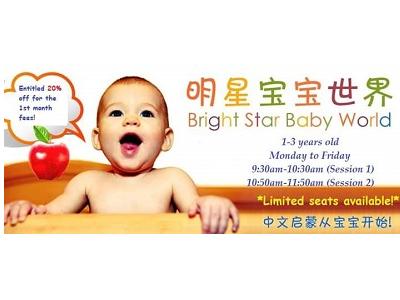 Bright Star Baby World Class Intake
