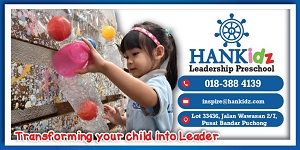 Hankidz Leadership Preschool, Puchong