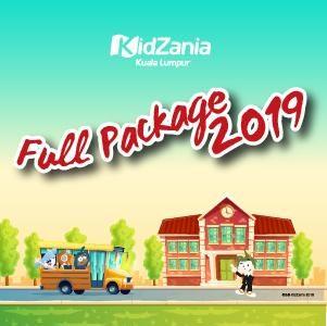 Kidzania School Promotion 2019