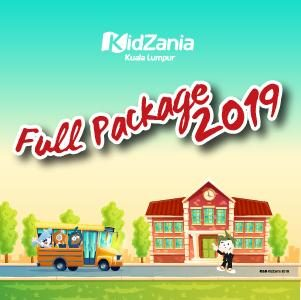 Kidzania School Promotion 2019