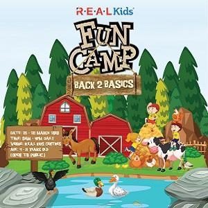 R.E.A.L Kids Fun Camp - Back 2 Basics