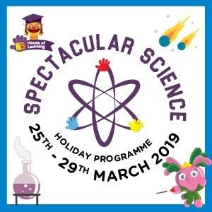 Hi-5 House of Learning - SPECTACULAR SCIENCE Holiday Programme