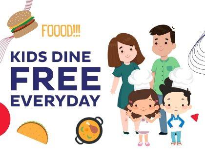 Kids Dine Free